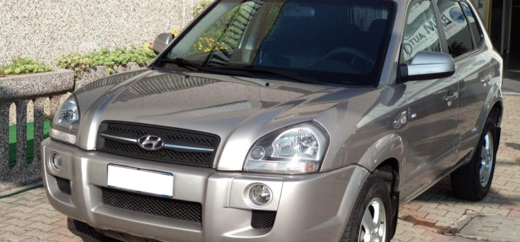 Hyundai Tucson 2.0 CRDi Euro 4 FAP Ottime Condizioni