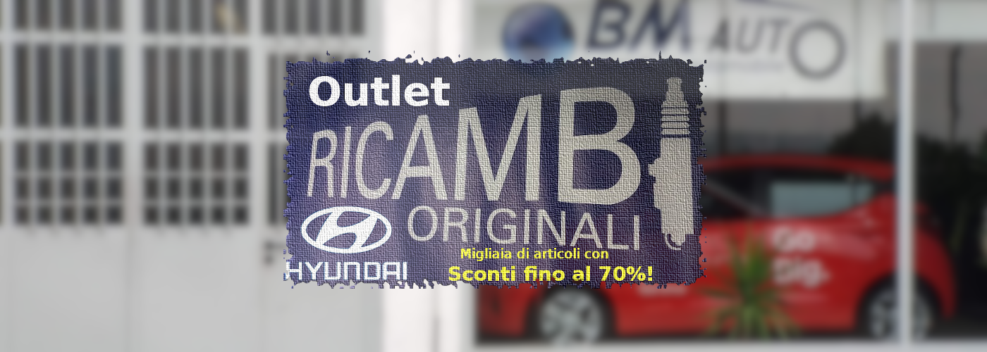 Outlet Ricambi
